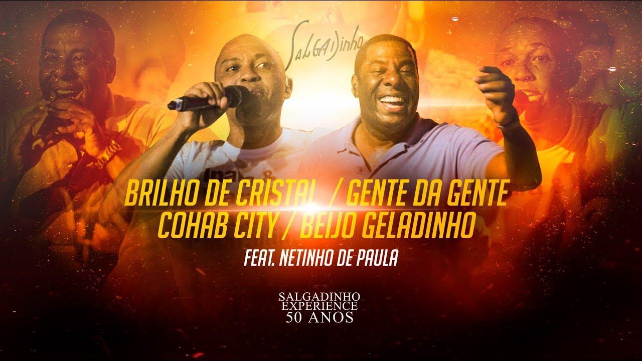 Salgadinho & Netinho - Brilho de Cristal - Gente da Gente (2020)