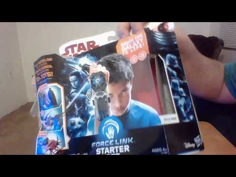 STAR WARS LAST JEDI UNBOXED FORCE LINK BRACELET DEMONSTRATIONS WITH  PRAETORIAN GUARD &  FIGURES