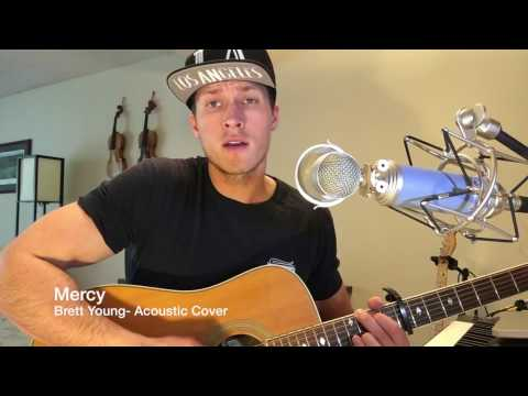 Mercy- Brett Young (Acoustic Cover - Travis Petersen)