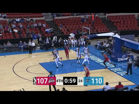 Troy Williams (20 points) Game Highlights vs. Oklahoma City Blue