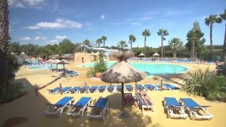 Camping l'Air Marin - Vias-Plage, Languedoc, Frankreich