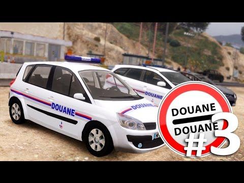 GTA 5 : Frontière Douanière #3