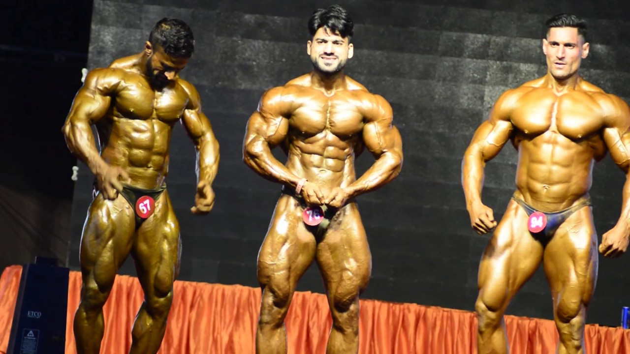 Title fight for national games bodybuilding championship/yasees khan /pakistan olympic.Ajmal