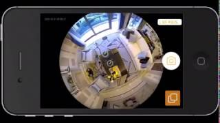 Camara 360° Video