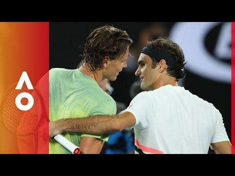 Berdych wants Federer's keys to success | Australian Open 2018