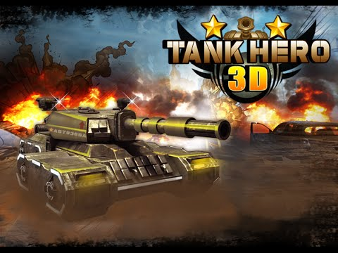 Tank Hero 3D Official Trailer