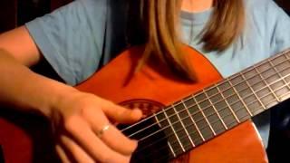Behind blue eyes суперовая игра на гитаре
