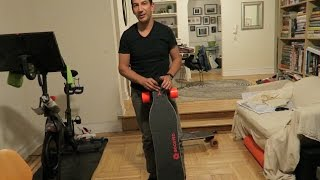 Boosted Board: Second Generation