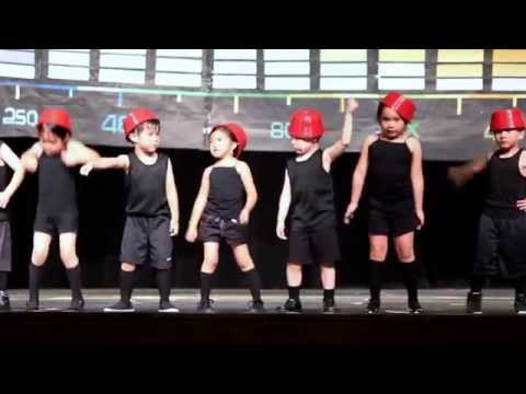 "Oneonta Montessori School ""Talent Show 2014"" - ""WHIP IT"""