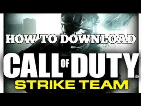 call of duty strike team mod obb download