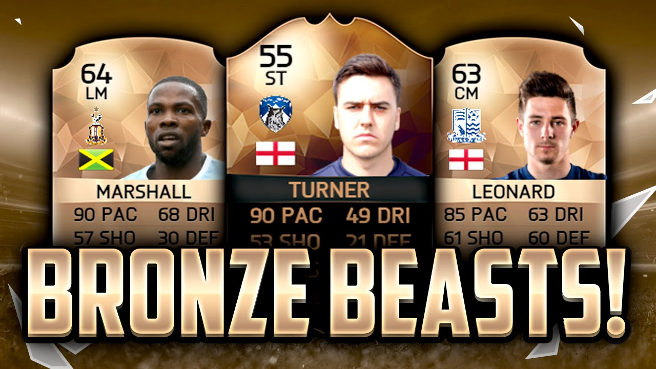 1a4800c45 FIFA 16 - OVERPOWERED PACEY BRONZE TEAM - CHEAP SWEATY BRONZE HYBRID SQUAD  ! Fifa 16 Squad Builder - YouTube