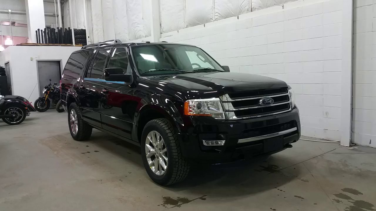 100 Ford Expedition 2017 2017 Ford Expedition El Xl