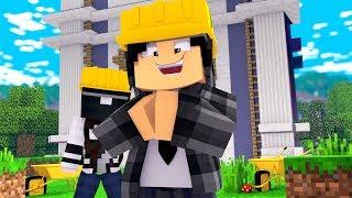 Minecraft Fazenda #21 CONSTRUÍMOS A TORRE DO BIG BEN (MAIOR RELOGIO DO MUNDO)!!