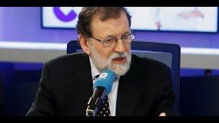 Entrevista a Mariano Rajoy en El Partidazo de Cope