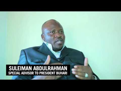 Abdulrahman, Special Advisor To Buhari Addresses Confidence In Bukola Saraki & National Assembly