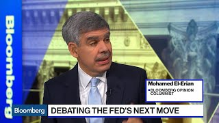 El-Erian Sees Fed Focused on Balance Sheet Flexibility 'Like a Laser'