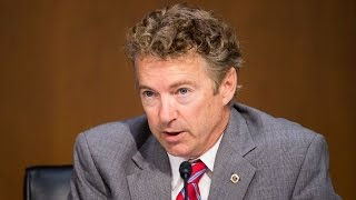 Rand Paul Lambasts White House, Congress for Arming Syrian Rebels