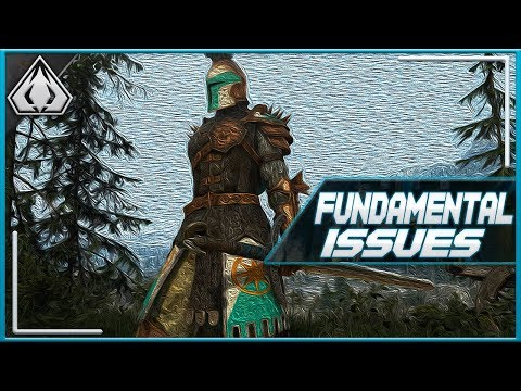 Exploring For Honor's Fundamental Issues..