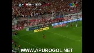 Independiente vs Belgrano (1-2) Primera División 2015 Fecha 4