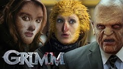 ALL the Wesen Creatures From Season 1 | Grimm