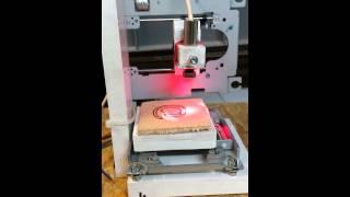 Mini CNC Laser maison