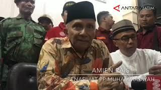 Amien Rais: Saya Jewer Kalau Muhammadiyah Tak Bersikap di Pilpres