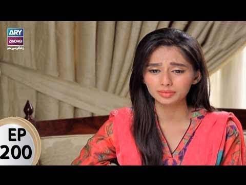 Haal-e-Dil - Ep 200 - ARY Zindagi Drama