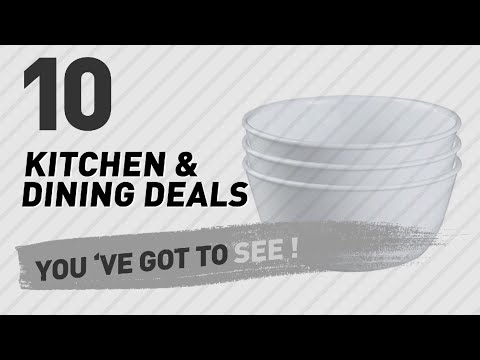 Black Friday Kitchen & Dining By Corelle Coordinates // Amazon Black Friday Countdown