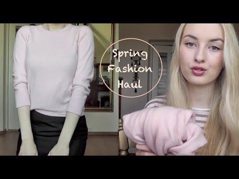 Spring Clothing Haul | Chanelette
