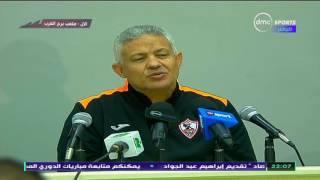 المقصورة - محمد حلمي مدرب الزمالك يرد على طلب الاستبدال من الاهلي