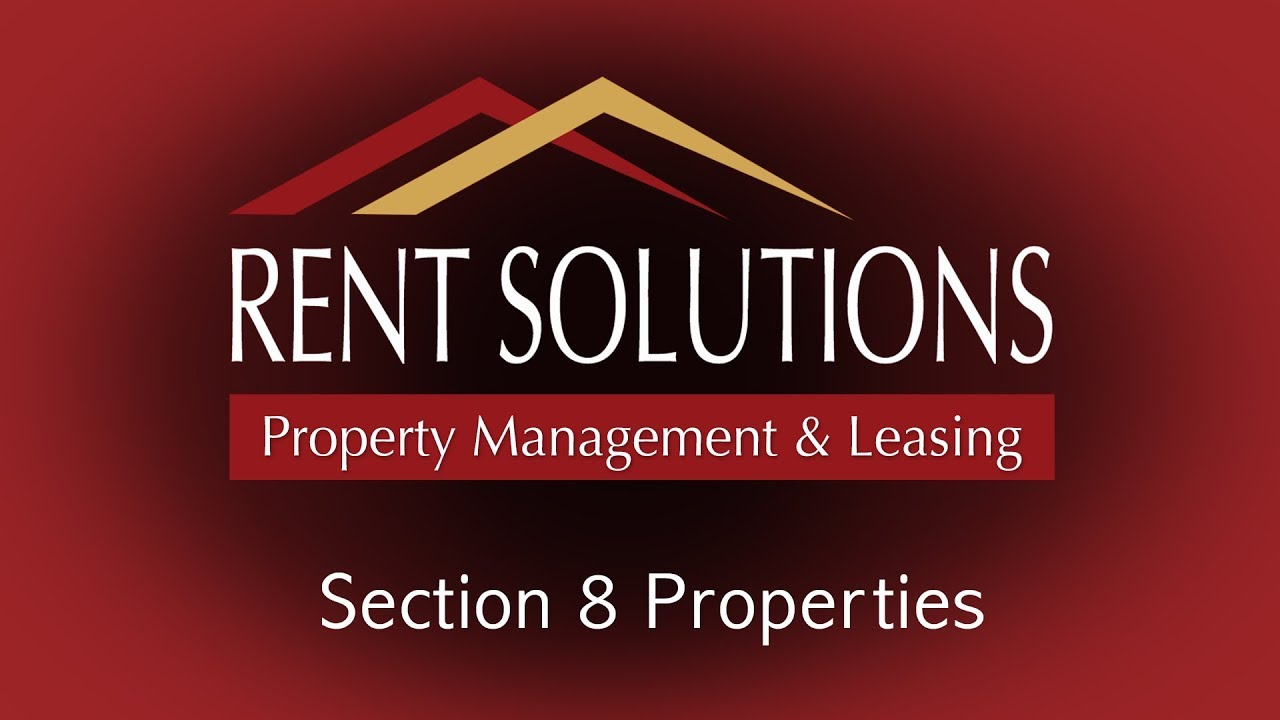 Section 8 | Rent Solutions