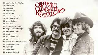 CCR  Greatest Hits - Best Songs of CCR  (HQ)