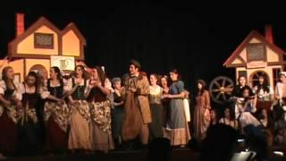 Belle Beauty and the Beast Penncrest HS Alex Novak as Gaston