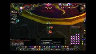 WoW - Destrucion Warlock Crit Video PVE lvl 70 TBC - Moose