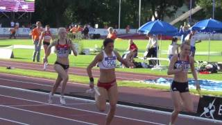 Day 4 at the European Athletics Junior Championships, Tallinn 2011