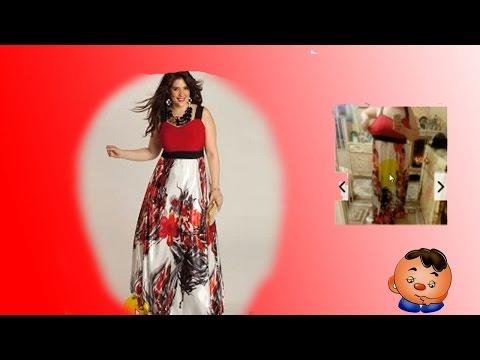Платье на картинке и в действительности