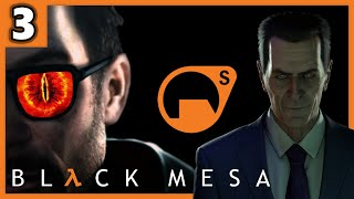 Joey takes it upon himself to roleplay as evil Gordon Freeman...what could go wrong?