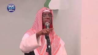 3 dardaaran uu nabiga (scw) ujeediyay Mucaad Bin Jabal || khutbah || Sh Maxamed Umal