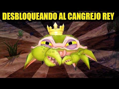 FEED AND GROW: FISH - A POR EL CANGREJO REY | Gameplay Español