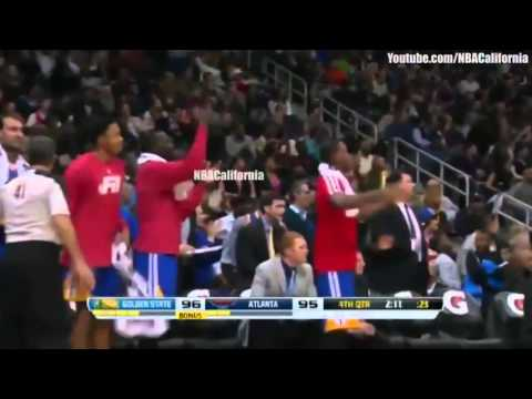 Golden State Warriors vs Atlanta Hawks   January 3  2014   Full Highlights   NBA 2013 14 Season