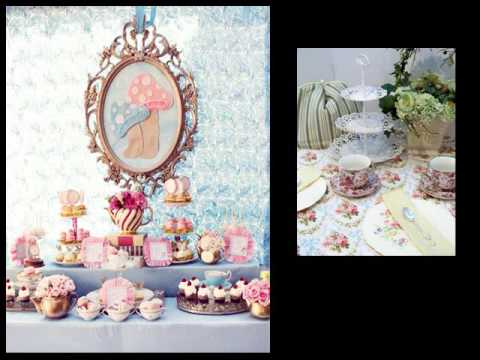 Genial Tea Party Ideas   Table Decorations Idea   YouTube