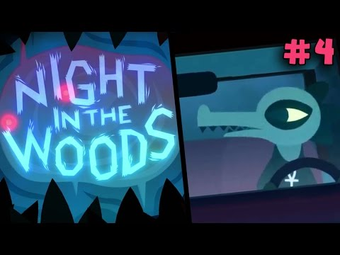 NIGHT IN THE WOODS - Shoplifting! #4