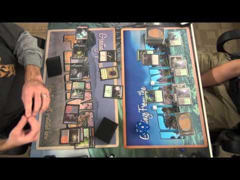 FNM 11-27-15 Round 2 Tim Dune Control vs Tyler BG Aristocrats Game 2