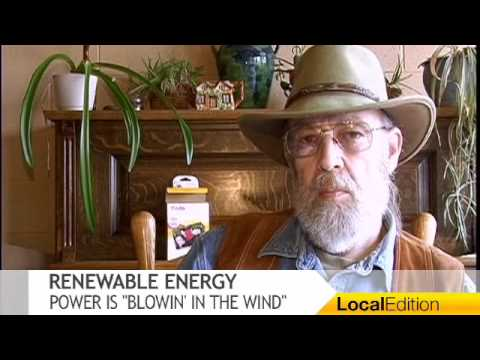 "Renewable Energy is ""Blowin' in the Wind"""