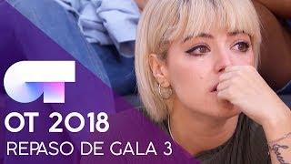 REPASO DE GALA | GALA 3 | OT 2018