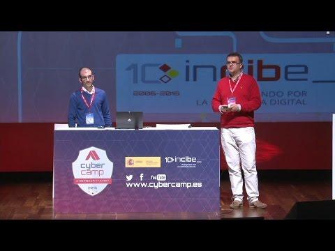 Conferencia: Cybersquatting dot es (Wiktor Nykiel e Iván Portillo) CyberCamp 2016