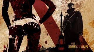 The Saboteur - Probando Primera Partida - PC Gameplay Español Sin Comentarios
