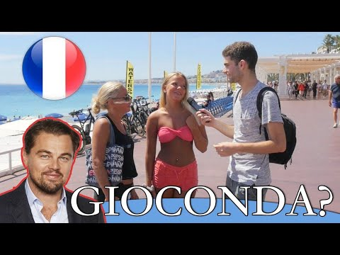 """""""Chi sono gli italiani più famosi in Francia ?"""" Domande a Nizza - thepillow"""