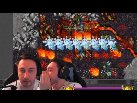 Dondeus never blinks - Tibia on Twitch #week9