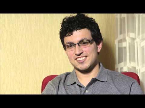 Meet David - A Working Learner